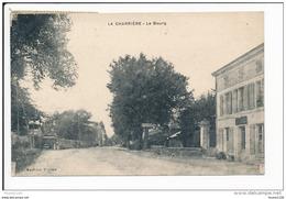 Carte De LA CHARRIERE     ( Recto Verso ) - Francia