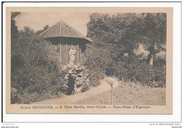 Carte De SAINT CLOUD  Maison Monestier 6 Place Deville  Notre Dame D' Espérance  ( Recto Verso ) - Saint Cloud