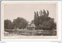 Carte De Joinville Le Pont  Les Bords De La Marne  ( Recto Verso ) - Joinville Le Pont