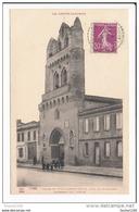 Carte De L' église De Villenouvelle  Près Villefranche Lauragais ( Recto Verso ) - Autres Communes