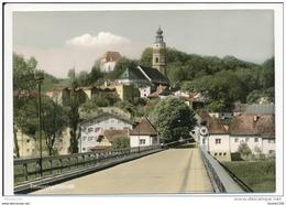 Carte Format 15 X 10,5 Cm Tittmoning Salzach  ( Frontière Peut être )  ( Recto Verso ) - Alemania