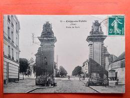 CPA (60) Crépy En Valois.Porte De Paris. (N.1177) - Crepy En Valois