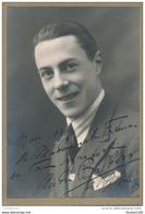 Photo De ANDRE BALBON    ( Avec Autographe Dédicace ) Acteur Ou Ténor De L' Opéra Comique - Dédicacées