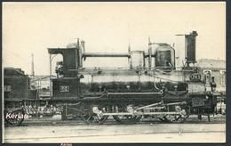 Les Locomotives Françaises (Orléans) - Machine N° 745 (type 030) - N° 496 - Edit. H. M. P. - Voir 2 Scans - Trains