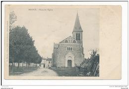 Carte De  Brioux  ( Recto Verso ) - Brioux Sur Boutonne
