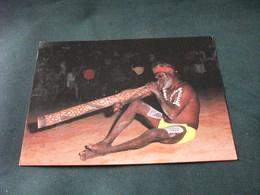 COSTUMI CORROBOREE PERFORMED AT SPRINGVALE N.T.  FRANCOBOLLO AUSTRALIA NATALE - Aborigenes