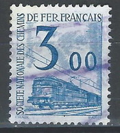 OO-/-599-. PETITS COLIS -  N° 43,  OBL.  COTE 2.00 €, 1er TIRAGE, AVEC FILIGRANE, Voir Scan Pour Detail - Used