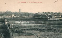 Valréas - Vue Générale Au Nord Ouest - Edition Aux Dix Mille Articles - Carte N° 533, Non Circulée - Valreas