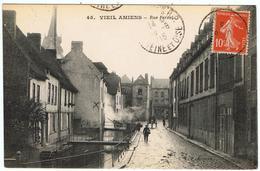 Amiens / Le Vieil Amiens / Rue Fernel  / 1915 - Amiens
