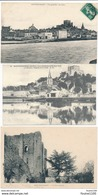 Lot De 18 Cartes De Montrichard  ( Recto Verso ) - Montrichard