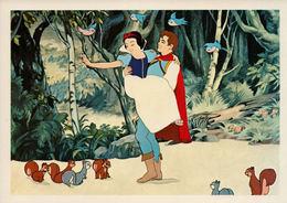 Disney Classic Blanche Neige Et Prince Charmant - Disney
