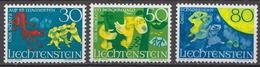 Liechtenstein MNH Set - Fairy Tales, Popular Stories & Legends