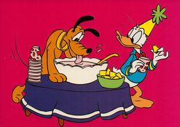 Disney 535593 PLuto Et Donald - Disney