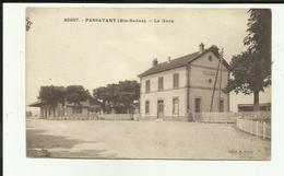 70 - Haute Saone - Passavant - La Gare - - France