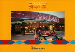 Disneyland Paris Hotel Santa Fee - Disneyland