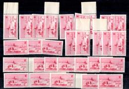 Saint-Pierre Et Miquelon Maury N° 189 X 28 Timbres Neufs ** MNH. TB. A Saisir! - St.Pierre Et Miquelon