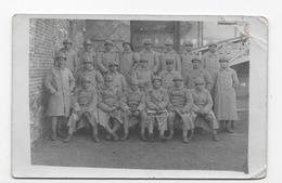 MILITARIA   PHOTO GROUPE DE  MILITAIRES  24  éme  RÉGIMENT    VOIR SCANS - Regiments