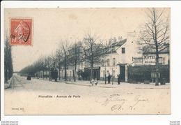 Carte De PIERREFITTE SUR SEINE  Avenue De Paris  ( Recto Verso ) - Pierrefitte Sur Seine