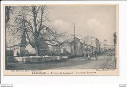 Carte De Lorignac ( Recto Verso ) - Francia