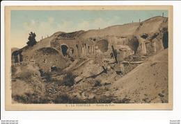 Carte De La Pompelle Entrée Du Fort  ( Recto Verso ) - Francia