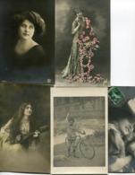 73 Savoie Modane Claret 13  Cartes Adressées à Mme Tronel Institutrice à Modane. - Modane
