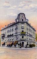 BIENNE / BIEL - HOTEL NATIONAL : CHAUFFAGE À VAPEUR / LUMIÈRE ÉLECTRIQUE / SALLE DE BAINS ~ 1905 - '907 (ae263) - BE Berne