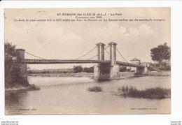 Carte De Thoissey  ( Recto Verso ) - Andere Gemeenten