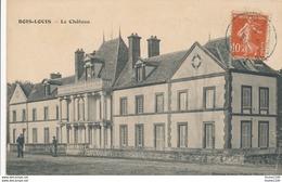 Carte De Bois Louis  Le Château ( Environs Le Chatelet En Brie )( Recto Verso ) - Le Chatelet En Brie