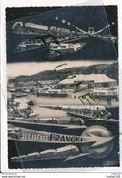 Carte Annonçant à MONTRICHARD  Le Cirque Les Frères Francki Le 2 Mai 1959 Envoyée à école Des Filles De SAINT AIGNAN - Montrichard