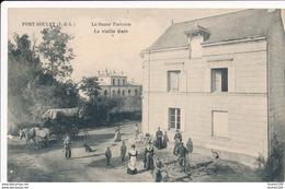 Carte De PORT BOULET Bazar Parisien La Vieille Gare  ( Recto Verso ) - Francia