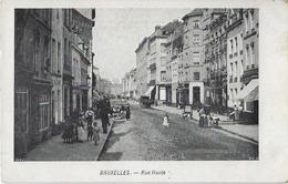 Bruxelles.   -    Rue Haute.   1900 - Avenues, Boulevards