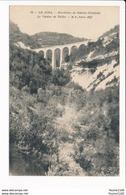 Carte Des Environs De Saint Claude Le Viaduc De Valfin  ( Recto Verso ) - Saint Claude