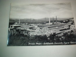 PONZANO MAGRA.STABOLIMENTO CERAMICHE LIGURE VACCARI-1958 - La Spezia