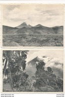 LOT / SERIE De 6 Cartes ( Format 15 X 10 Cm ) Kibga Plaine Du Lac Edouard Rwindi Kamatembe Rutshuru Volcan Sabinyo - Congo Belge - Autres