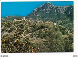Carte ( Format 15 X 10,5 Cm ) Deya Mallorca ( Recto Verso ) - Mallorca