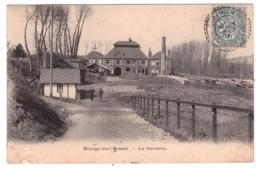 BLANGY SUR BRESLE -La Verrerie  (carte Animée) - Blangy-sur-Bresle