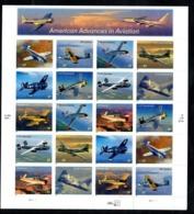 USA - Avions - Dernière Rangé Légèrement Abimée - Central America