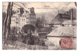 GUERVILLE - Château Et Verrerie De La Grande Vallée - Guerville
