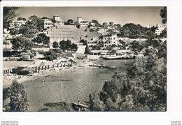 Carte De Mallorca Palma  Playa Cala Mayor ( Format C.P.A ) ( Recto Verso ) - Mallorca