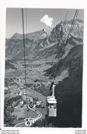 Kandersteg  Luftseilbahn  Stock Gemmipass   ( Format 14 X 9 Cm  )( Recto Verso ) - BE Berne