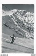 Adelboden  Skilift Tschentenalp Schwandfeldspitz  Gsür ( Format 14 X 9 Cm  )( Recto Verso ) - BE Berne
