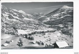 Adelboden  Berner Oberland  Niesen Sigriswiler Rothorn  Niederhorn Eslighorn   ( Format 14 X 9 Cm  )( Recto Verso ) - BE Berne