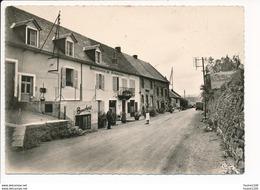 Carte ( Format 15 X 10 Cm ) GELLES  Hôtel  Du Commerce ( Recto Verso ) - Francia