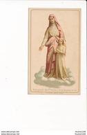 Image Religieuse  Souvenir Du Pélerinage De SAINT ANNE D' AURAY  1899 A. JEAN évèque De VANNES ( édit Chapal Auray - Imágenes Religiosas