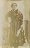 73 Savoie Costumes Modane Courrier Mme Tronel Instututrice à Modane - Other Municipalities