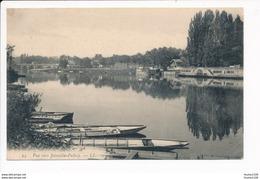 Carte VUE VERS  JOINVILLE PALISSY  ( Recto Verso ) - Joinville Le Pont