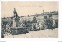 Carte  De Frolois Le Bon Dieu De Pitié  ( Recto Verso ) - Francia