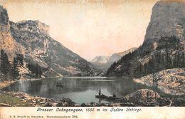 Grosser Lahngangsee Im Toden Gebirge - Otros
