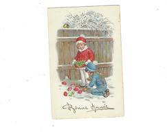 ENFANTS  CHAMPIGNONS  BONNE ANNEE   ****** A SAISIR  **** - Año Nuevo