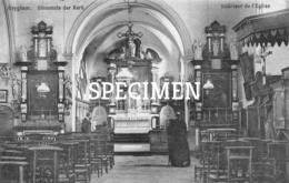 Binnenste Der Kerk - Beigem - Grimbergen